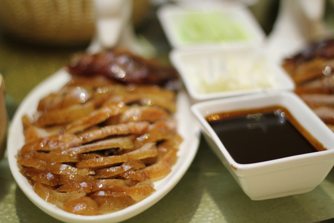 Peking Duck in Beijing, China