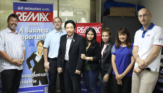 RE/MAX Lifestyle meets RE/MAX Thailand