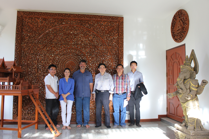 Meeting Family in Mae Jo, Chiang Mai, Thailand