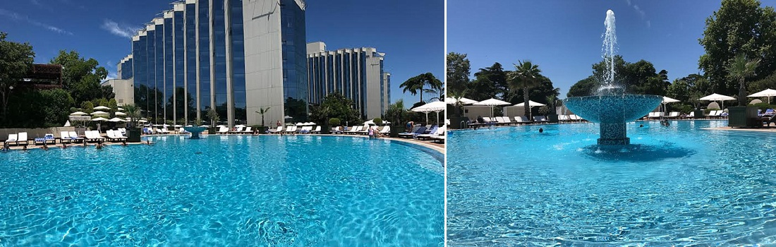 swimming pools istanbul