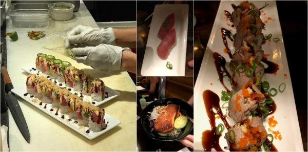 Top 3 maui sushi restaurants the best japanese for Asian cuisine maui