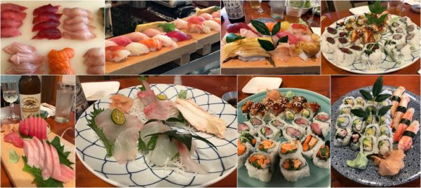 Koiso Best Sushi Restaurant, Kihei, South Maui, Hawaii. Top 3 Maui Sushi Restaurants