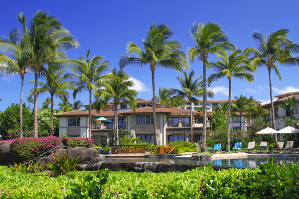 Grand Wailea Beach Villas