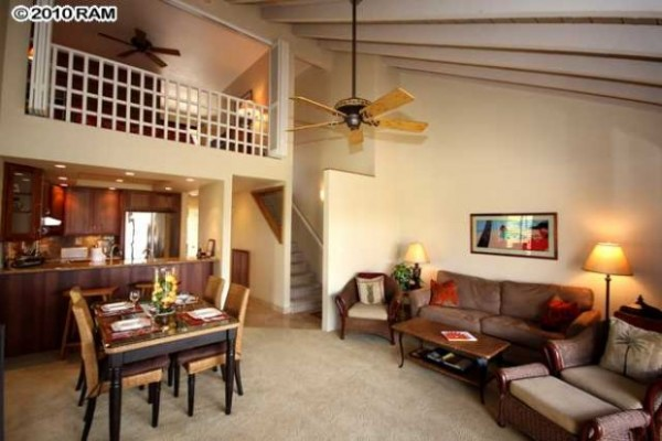 Condo in Kihei offered at $886,500. 2 bedroom, 2 bath.