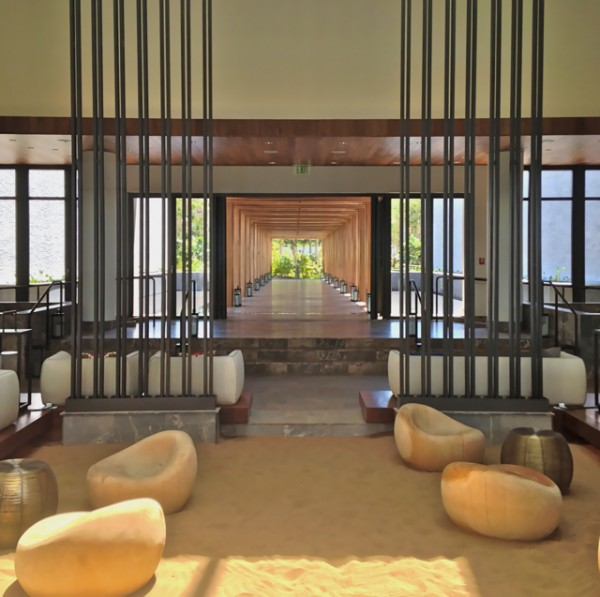 Andaz Wailea Maui Resort Lobby Entrance